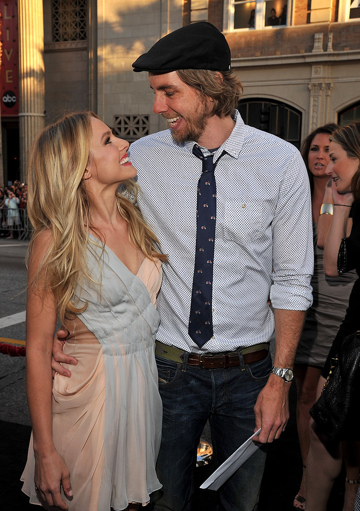 Kristen Bell and Dax Shepard had the look of love at the LA premiere of The Hangover Part II in May 2011.