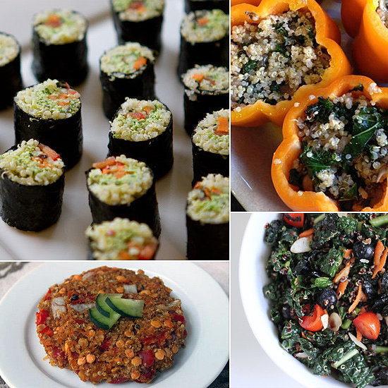 Mix It Up: Quinoa Recipes For Any Meal
