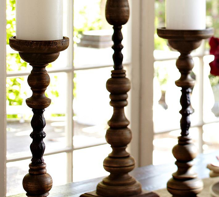 Use these Rossini candleholders ($30, originally $40) as a noble touch to just about any room in your house.