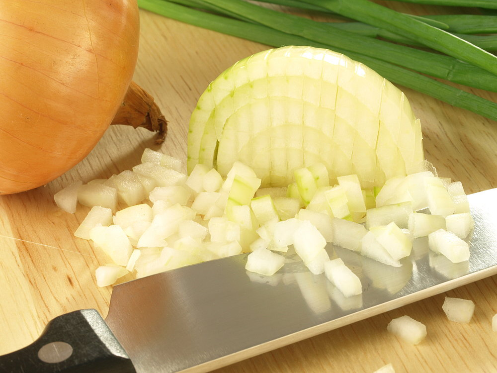 Keep Cut Onions Ready