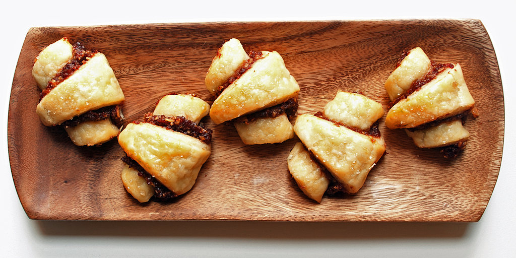 Sweet, Sour, Buttery Brilliance: Cherry-Almond Rugelach