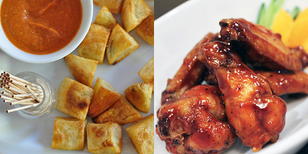 Serve Up a Slam Dunk With These March Madness Recipes