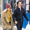 Sienna Miller and Tom Sturridge in NYC (Photos)