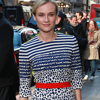 Diane Kruger The Host Premiere (Video)