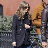 Olivia Palermo is an unstoppable force in the street-style scene.