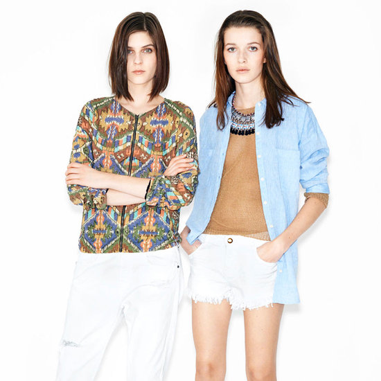 Zara's TRF April Edition Casts Spring's Trends in the Coolest Light
