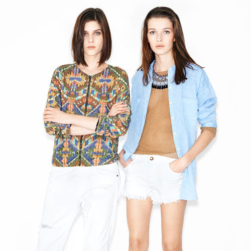 New Season Style & Trends: Zara's TRF Collection Look Book