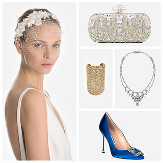 Wedding Shoes and Jewelry | Shopping 2013