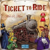 Ticket to Ride (Ages 8-12)