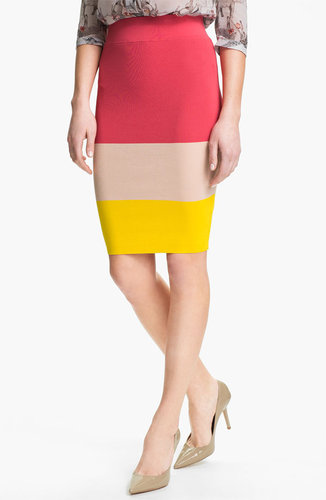 Ted Baker London Knit Pencil Skirt