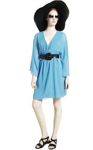 Irene Short Kimono Dress