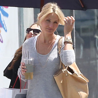 Cameron Diaz Without Makeup in West Hollywood | Photos