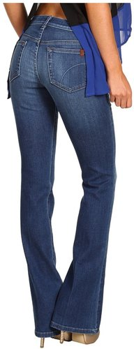 Joe's Jeans - Honey Curvy Bootcut 36 Inseam in Angialee (Angialee) - Apparel