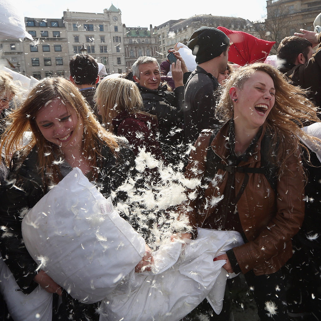 Pillow Fight!