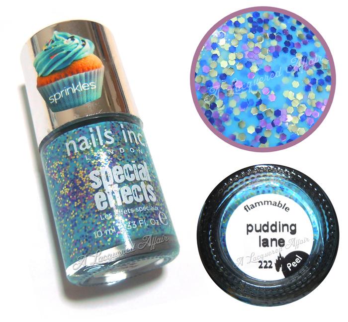 Nails Inc. Pudding Lane (Sprinkles)