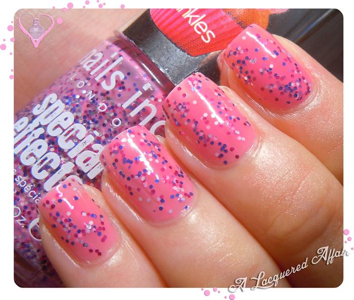 Nails Inc. Topping Lane, 1 coat