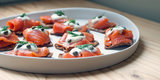 Elegant Appetizer: Gravlax and Crème Fraiche Toasts
