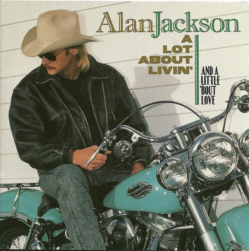 """Chattahoochee"" by Alan Jackson"