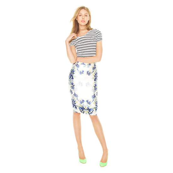J.Crew Provides Us With Sweet Spring Styling Tips