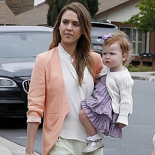 Jessica Alba Easter Outfits 2013 | Pictures