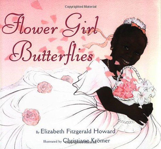 Flower Girl Butterflies