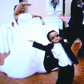 Viral Videos of Kids at Weddings