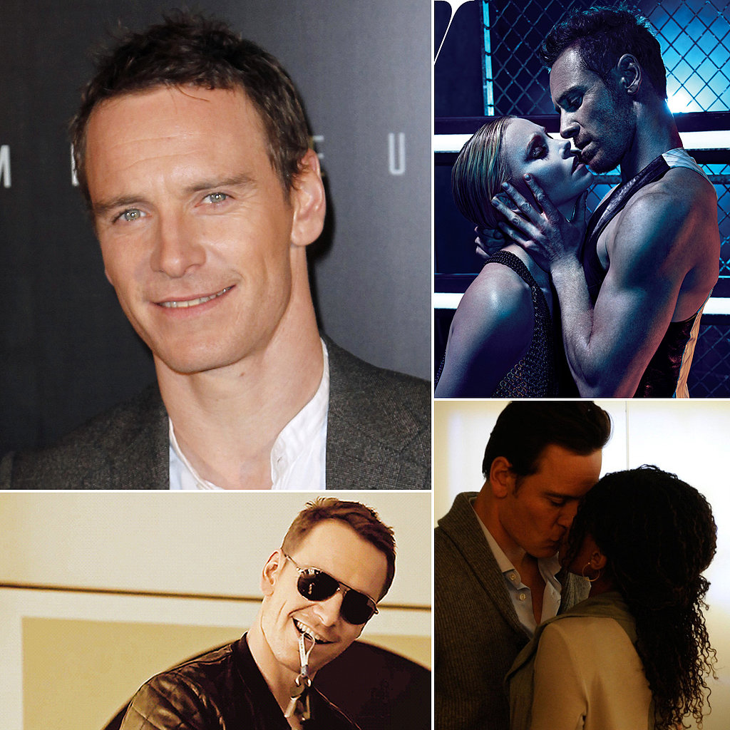 25 Ways Michael Fassbender Puts the Sex in Sexy