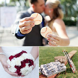 Play Ball! How to Incorporate Baseball in Your Big Day