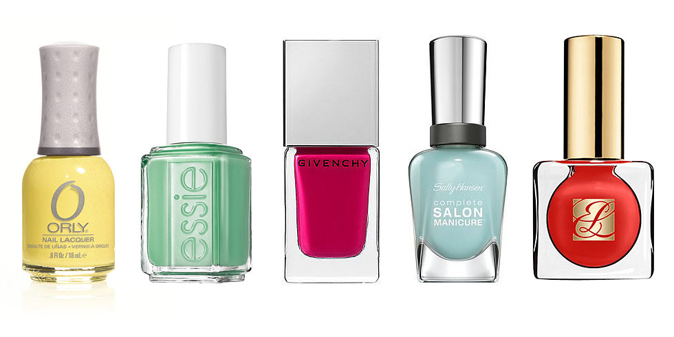 The Polish Shades You'll Want to Wear For April