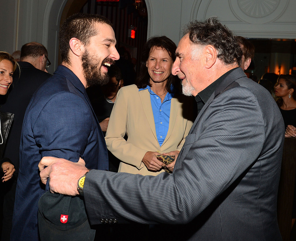 An Injured Shia Talks Alec Feud and Premieres The Company You Keep