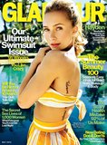 Hayden Panettiere graced the cover of Glamour magazine's May issue.