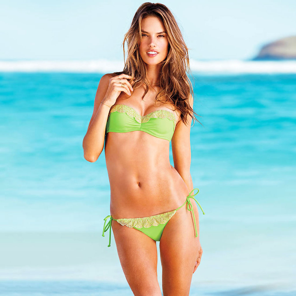 The Victoria's Secret Swim Catalogue Debuts Its Summer of Sexy Edition