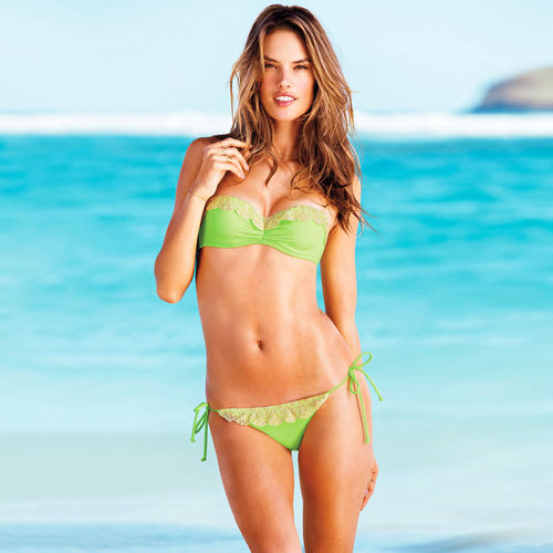 Victoria's Secret Swimsuit Catalog 2013