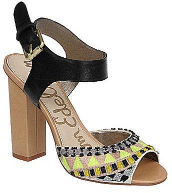 Sam Edelman Yuri Ankle-Strap Sandals
