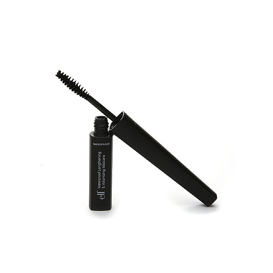 If you're looking for an affordable waterproof mascara that doesn't skimp on value, then pick up E.L.F. Studio Lengthening & Volumizing Mascara ($3).
