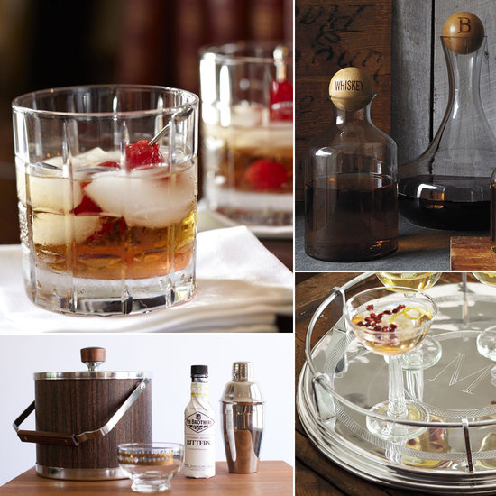 Get Into the Mad Men Spirit With Retro Barware