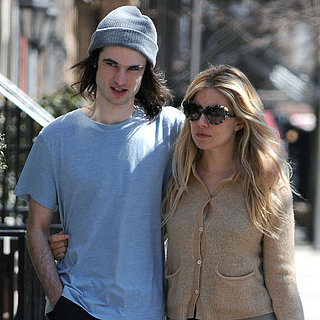 Sienna Miller and Tom Sturridge Walk to Lunch in NYC