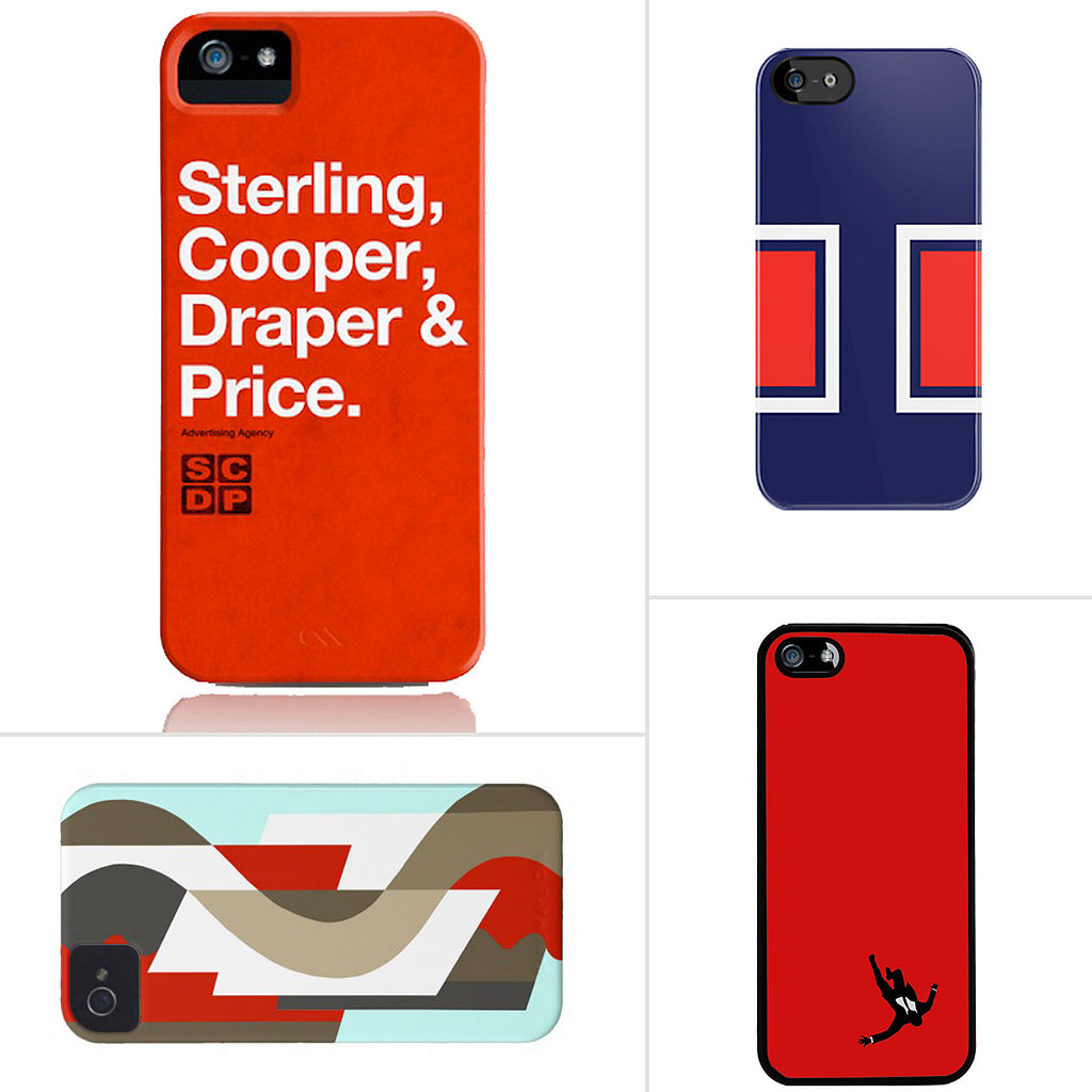 Go Mod With Mad Men-Inspired iPhone Cases