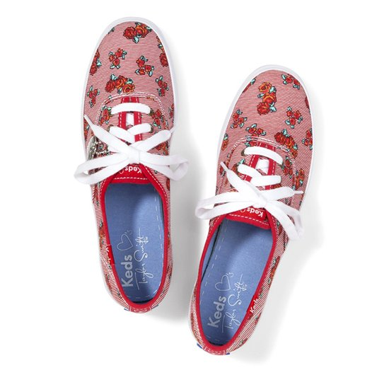 Taylor Swift for Keds collection.