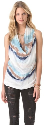 Young fabulous & broke Arianna Drizzle Stripe Top