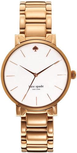 Kate Spade New York 'gramercy' Bracelet Watch