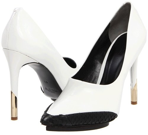 Rachel Roy - Beeana (Black/White) - Footwear