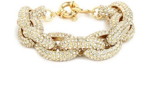 Pavé Links Bracelet