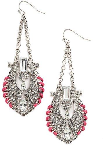 Horus Drop Earrings