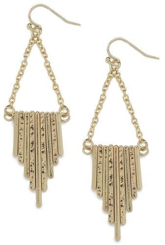Gold Buren Earrings