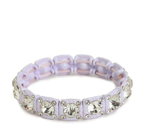 Lilac Candy Bangle