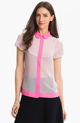 Ted Baker London Crepe Top