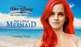 Emma Watson to Star in The Little Mermaid