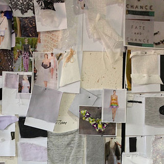 First Look: See Manning Cartell's Fashion Week Mood Board:
