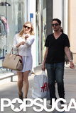 Diane Kruger Steps Out For a Stylish Retail Run